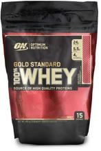 Optimum Nutrition 100 % Whey Gold Standard, 450 g