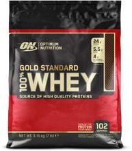 Optimum Nutrition 100 % Whey Gold Standard, 7 lb