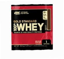 Optimum Nutrition 100 % Whey Gold Standard, 24 x 30 g Sachet
