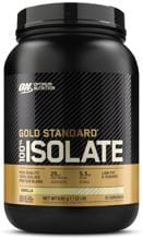 Optimum Nutrition 100 % Gold Standard Isolate, 930 g Dose