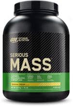 Optimum Nutrition Serious Mass, 2.27 kg (6 lb) Dose