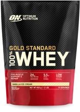 Optimum Nutrition 100 % Whey Gold Standard, 1 lb Beutel