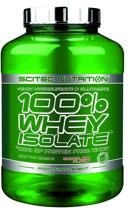 Scitec Nutrition 100% Whey Isolate, 2000 g Dose