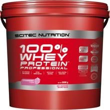 Scitec Nutrition 100% Whey Protein Professional, 5000 g Eimer