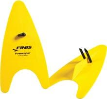 Finis Freestyler Hand Paddles, gelb (1.05.020.50)