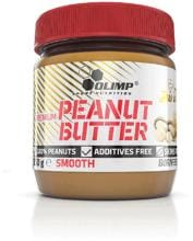 Olimp Premium Peanut Butter, smooth, 350 g Glas