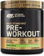 Optimum Nutrition Gold Standard Pre Workout, 330 g Dose, Green Apple