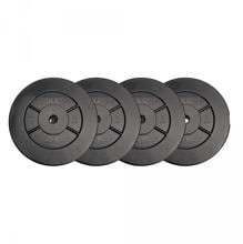 Iron Gym Plate Set Hantelscheibenset 20kg (4x5kg)