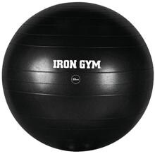Iron Gym Essential Exercise Ball and Pump Gymnastikball
