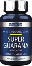 Scitec Essentials Super Guarana, 100 Tabletten Dose