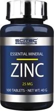 Scitec Essentials Zinc, 100 Tabletten Dose