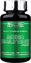 Scitec Nutrition Mega Daily One Plus, 60 Kapseln Dose
