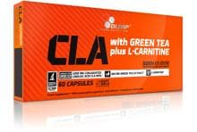 Olimp CLA & Green Tea plus L-Carnitine, 60 Kapseln Blister