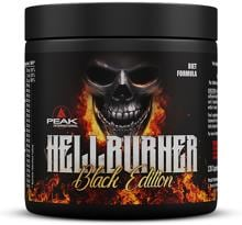 Peak Performance Hellburner - Black Edition, 120 Kapseln Dose