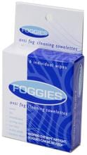 Foggies Anti Fog Brillenputztücher, 6er Pack